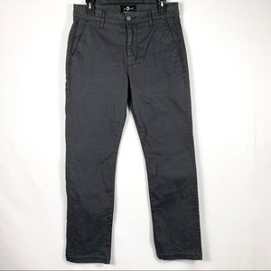 7 For All Mankind Chino Pants Mens Size 28